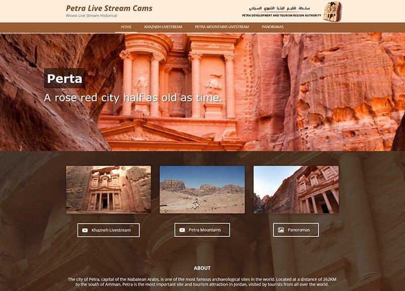 Petra-Live-Stream-Cams