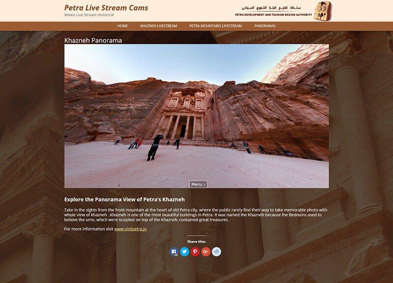 Petra-Live-Stream-Cams-Pano