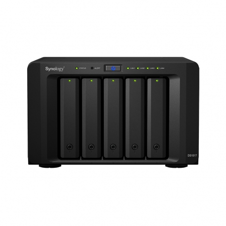 Synology DiskStation DS1517 Front