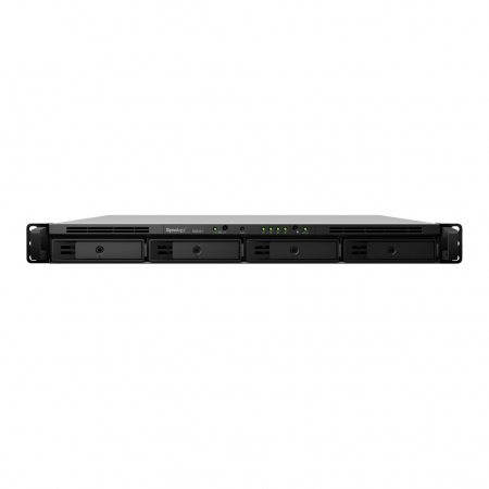 Synology RackStation RS818RP+ Front