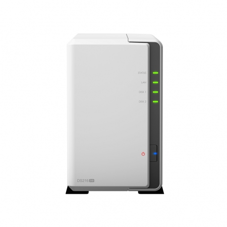 Synology DiskStation DS216se Front