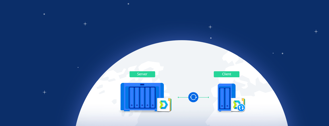 Synology Drive Server