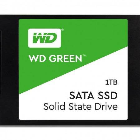 WD SATA SSD Hard Disk
